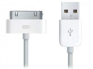 KABEL USB DO APPLE IPHONE 4 IPOD IPAD 4G 3 !