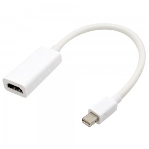 Adapter Mini DisplayPort do HDMI Kabel Thunderbolt