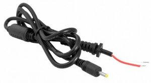 KABEL DO ZASILACZA ASUS eee PC wtyk 2.5 x 0.7 mm